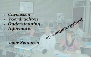 Ondersteuning voor Senioren op computergebied